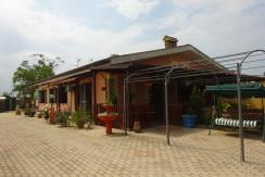 Porzione di bifamiliare a Borgo Sabotino