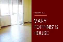 MARY POPPINS'S HOUSE
