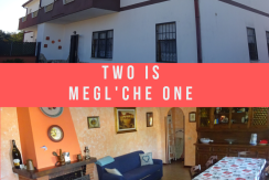 TWO IS MEGL'CHE ONE