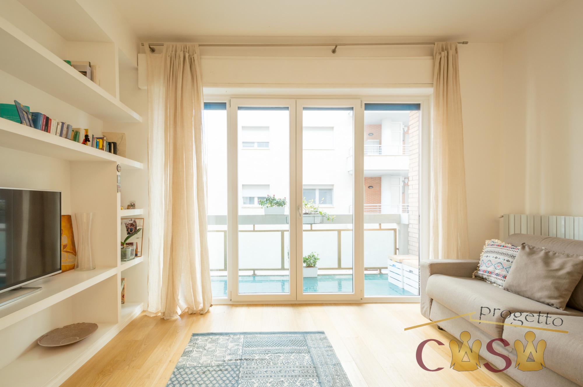 Appartamento centralissimo  e ristrutturato,con doppio utilizzo!